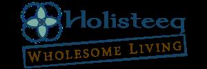 Holisteeq wholesome living logo